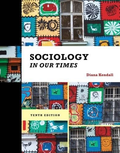 Sociology in Our Times (MindTap Course List)