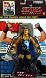 WWE Wrestling Raw Uncovered Series 2 RVD Rob Van Dam Action Figure
