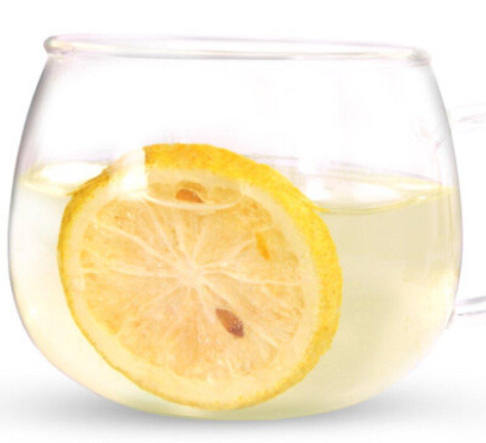 Helen Ou@ 6lemon Pieces Make Tea Honey Freeze to Dry Lemon Tea Fruit Tea Scented Tea