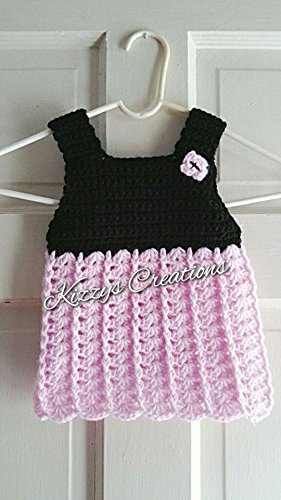 f1654a490ba71 Image Unavailable. Image not available for. Color  Crochet Baby Summer Dress  3-6 Month
