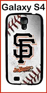San Francisco Giants Case for Samsung Galaxy S4 Case Silicone Case