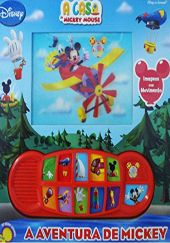 A Aventura De Mickey. Play-A-Sound