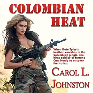 Colombian Heat Audiobook