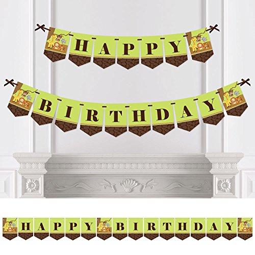 Happy Birthday Jungle - 1