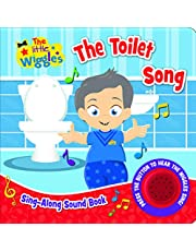 The Little Wiggles: The Toilet Song: Sing-Along Sound Book