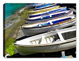 Capri Boats - Indoor/Outdoor Art - Weatherprint Patio Art