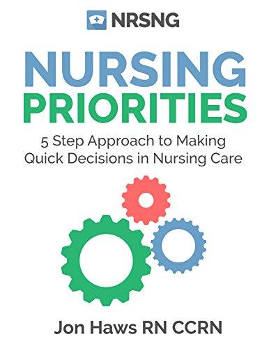 Nursing Priorities: 5 Step Approach to Making Quick Decisions in Nursing Care (Decision Making in Nursing)