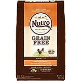 NUTRO GRAIN FREE Adult Dry Dog Food Farm-Raised Chicken, Lentils and Sweet Potato, 24 lb. Bag