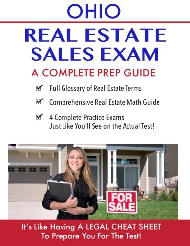 Ohio Real Estate Exam A Complete Prep Guide: Principles, Concepts And 400 Practi