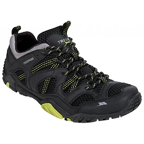 Trespass Helme, Men's Multisport Outdoor Shoes Black