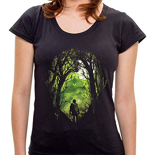 Camiseta It's Dangerous To Go - Feminina Camiseta It's Dangerous To Go Alone - Feminina - G