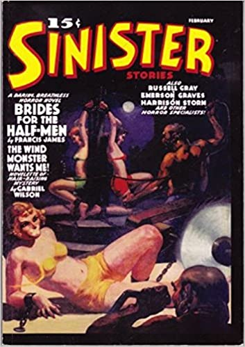 1940-- 2 (Vol  1 No  1) Facsimile Reproduction: Sinister