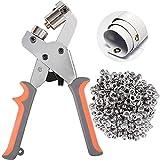 BIZOEPRO Grommet Tool Kit Grommets Press Grommet