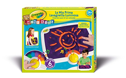 Crayola Mess Free Activity Station Colorful