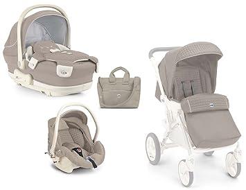 CAM Il mondo del bambino - Cochecito para bebé con sistema modular ...