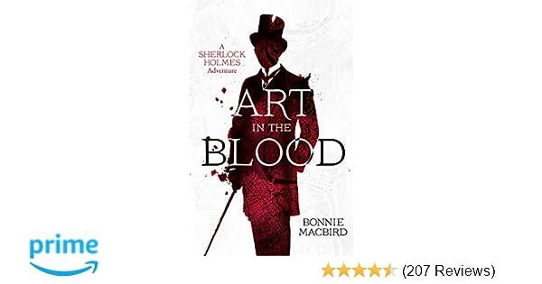 Amazon com: Art in the Blood (A Sherlock Holmes Adventure