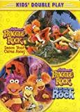 DVD : Fraggle Rock: Dance Your Cares Away / Live By The Rule Of The Rock [Kids' Double Play]