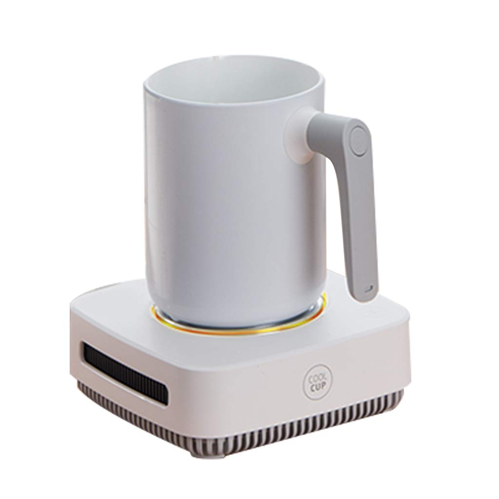 WHJ@ Quick-Cooling Cup Ice-Cup Double-Layer Cup Desktop Cold Drink Machine Quick-Freezing Quick-Cooling Machine