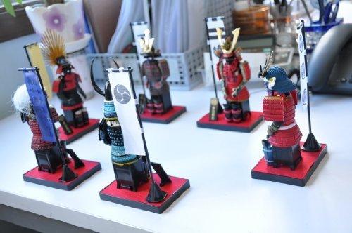 Authentische Samurai Figur Puppe mit Rüstung  Rüstungs-Serie  07- 07- 07- Imagawa Yoshimoto B0083E0TBA Figuren 540ddf