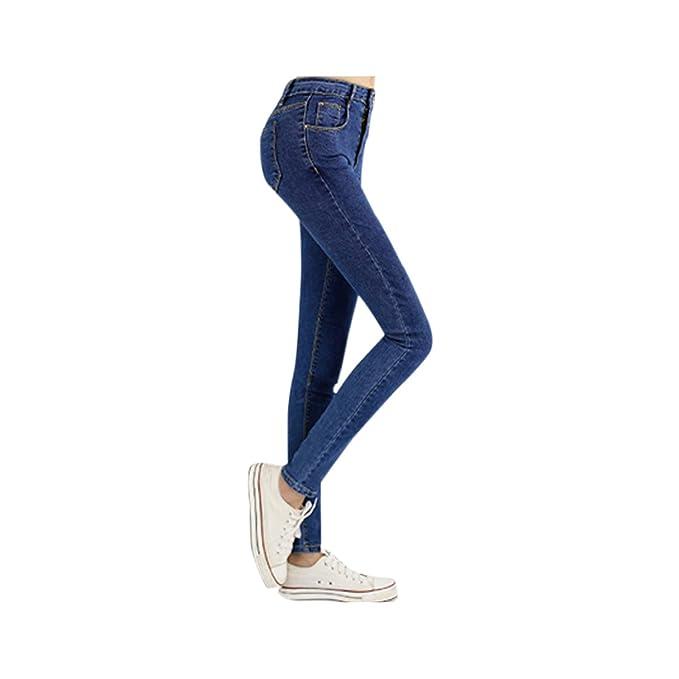 new styles 0f715 f21d8 InnovativeVersionSin Denim Skinny Pencil Pants for Girls ...