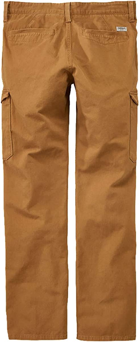 Timberland Mens Squam Lake Straight Fit Cargo Pants