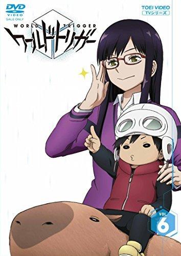 Animation - World Trigger Vol.6 [Japan DVD] DSTD-9506
