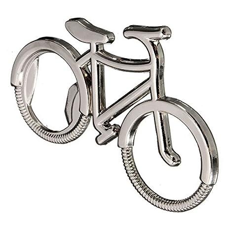 GOZAR Bicicleta Bicicleta Forma Abridor Botella De Cerveza Tapa Apertura De La Boda Favor Fiesta De Cumplea/ños De La Recepci/ón Herramienta De Bar