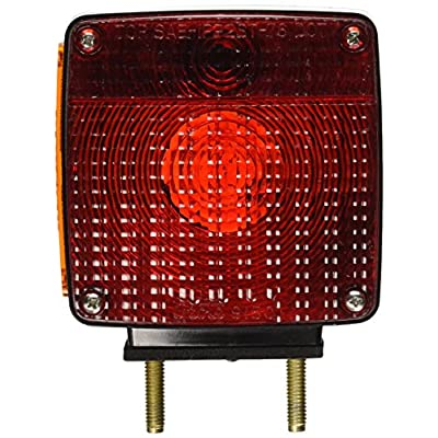 Grote 55420 Two-Stud Light with Pigtail (LH): Automotive