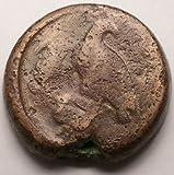 SICILY AKRAGAS HEMILITRA 400%2D380 BC25