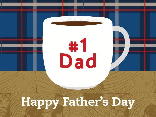 Amazon.com Gift Card In A Greeting Card (Happy Father's Day Design)