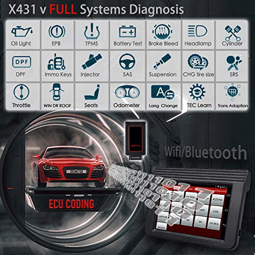 LAUNCH X431 V PRO Bi-Directional Diagnostic Tool Full