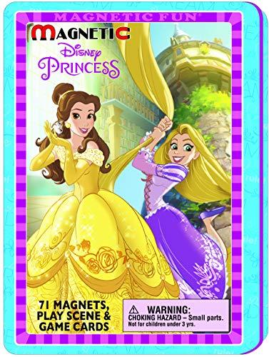 (Disney Princess: Magnetic Fun Full Size Tin)