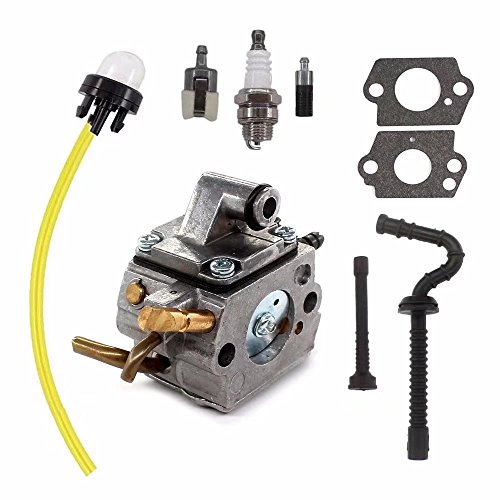 HonsCreat Carburetor for Stihl MS192 MS192T MS192TC Chainsaw Zama C1Q-S258 1137-120-0650