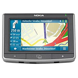 Nokia 500 4.3-Inch Bluetooth Portable GPS Navigator