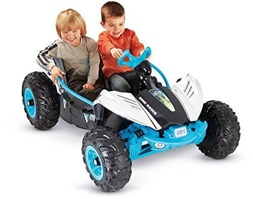 Power Wheels Dune Racer, Chrome [Amazon Exclusive]