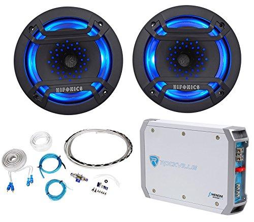 (2) Hifonics TPS-CX65 6.5
