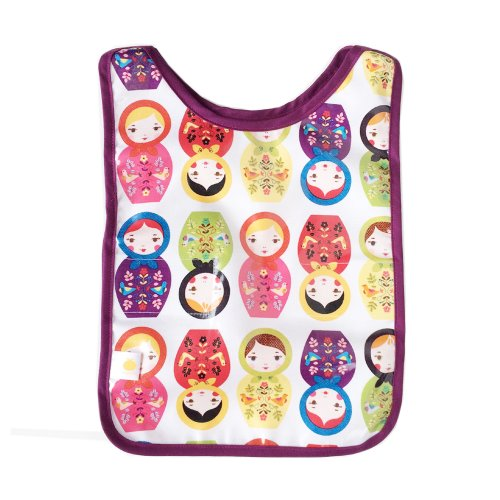 Satsuma Designs Art Smock, Russian Dolls