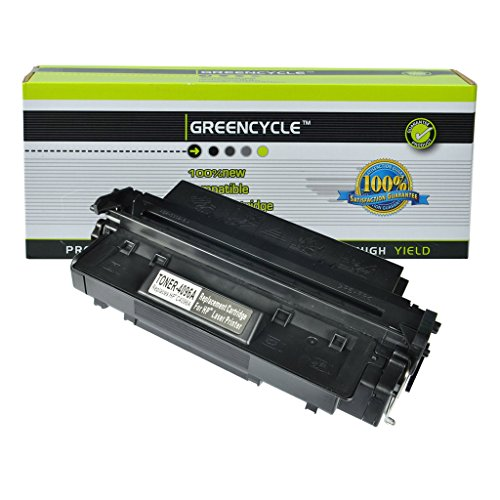 96a Laserjet - GREENCYCLE C4096A Laserjet Toner Cartridge Replacement for HP 96A Laserjet 2100 2100m 2100se 2100tn 2100xi 2200 2200d 2200dn 2200dse 2200dt 2200dtn Printer(1 Black)