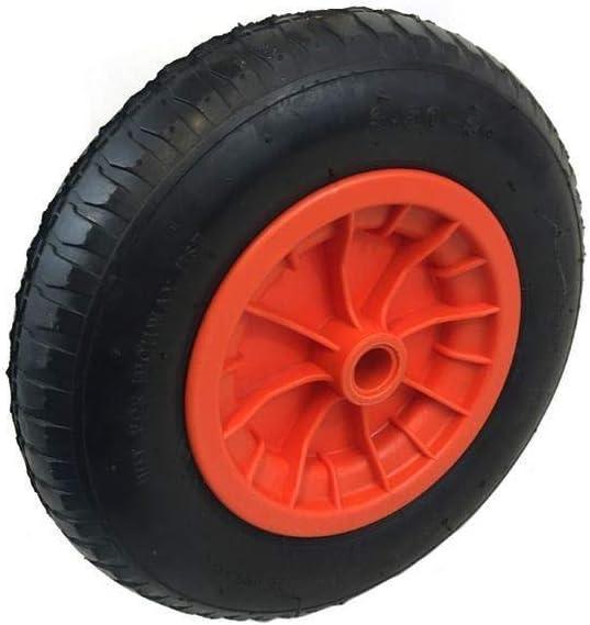 LY Tools ORANGE 14 Pneumatic STRAIGHT VALVE wheel 1 OR 1//2 BORE 3.50-8