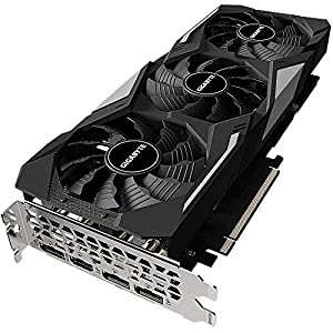 Gigabyte GV-N207SGAMING OC-8GD GeForce RTX 2070 Super Gaming OC 8G Graphics Card, 3X Windforce Fans, 8GB 256-Bit GDDR6…