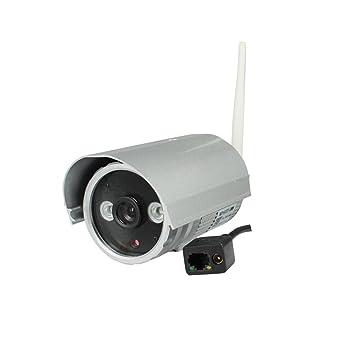 Al aire libre Video Cámaras de vigilancia de alta resolución, función de visualización remota,