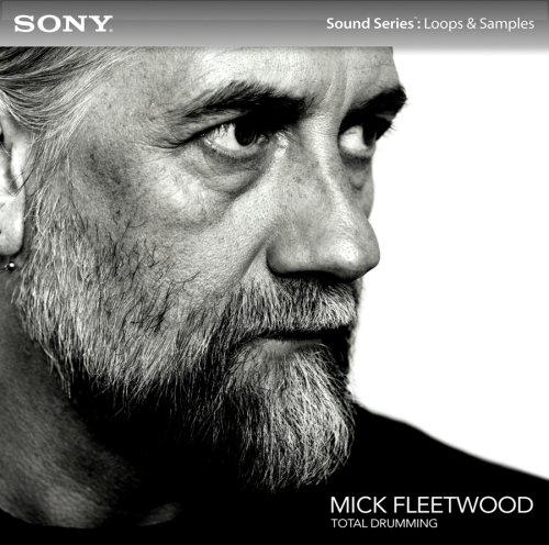 Mick Fleetwood: Total Drumming [Old Version] Sony Creative Software 2215829