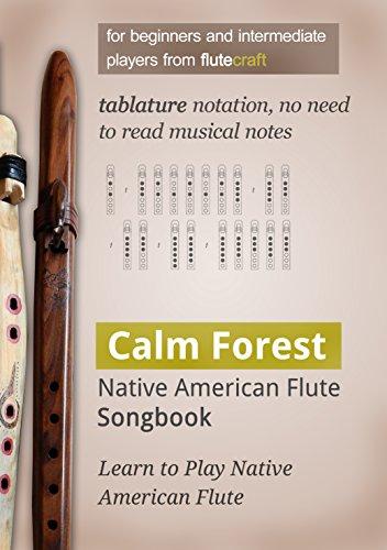 Calm Forest: Native American Flute Songbook by [Usarzewicz, Wojciech]