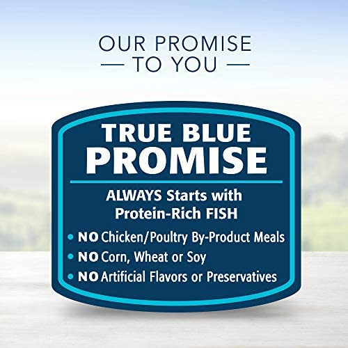 Blue Buffalo Healthy Gourmet Natural Adult Flaked Wet Cat Food 6