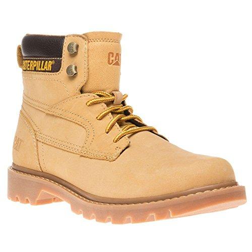 - Caterpillar Bridgeport Mens Boots Tan