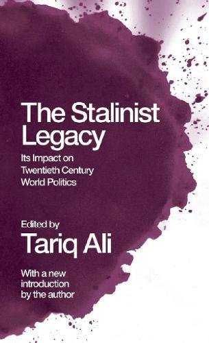 book cover of The Stalinist Legacy
