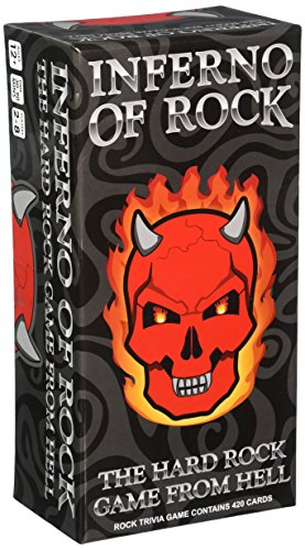 Inferno of Rock - The Hard Rock Game From Hell