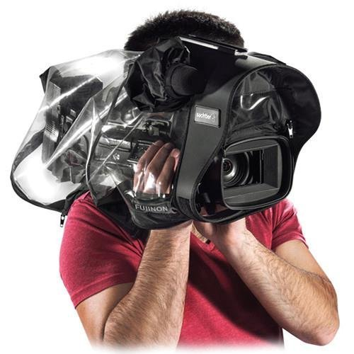 Sachtler SR415 Transparent Rain Cover for Medium-Size Video Cameras by Sachtler