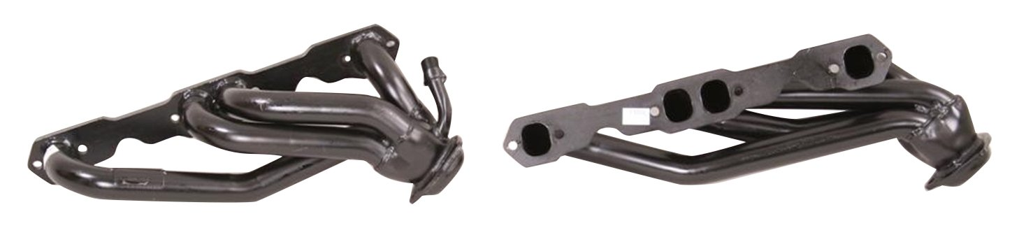 Pace Setter 70-1320 Black Shorty Exhaust Header