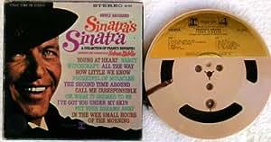 Sinatra's Sinatra (Pre-Recorded Reel To Reel Audio Tape)